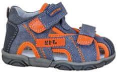 Protetika chlapecké sandály Stoler - rozbaleno