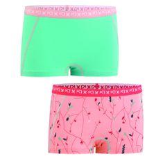 64cde0830 Lacné dámske spodné prádlo ružová/modrá | MALL.SK