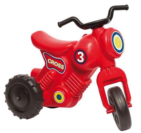 Dohany Jeździk Cross 3 Motor czerwony