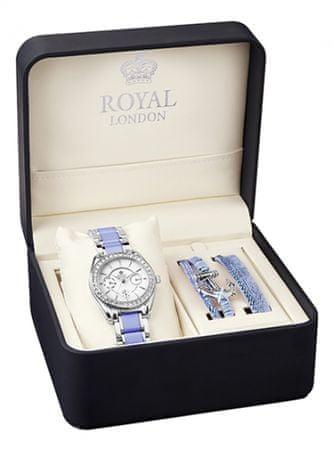 Royal London női órák 21310-08-SET