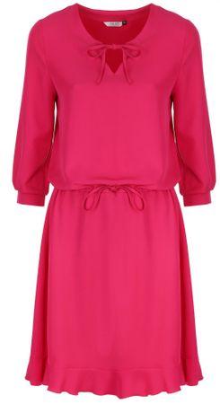 Colett ženska obleka, 44, roza