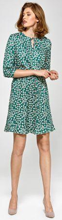 Colett ženska obleka, 40, svetlo siva