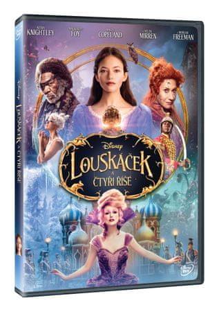 Louskáček a čtyři říše - DVD