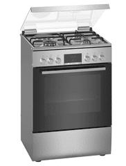 Bosch prostostoječi štedilnik HXN390G50H