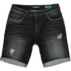 Cars-Jeans Pánské kraťasy Trevor Short Black Used 4032741