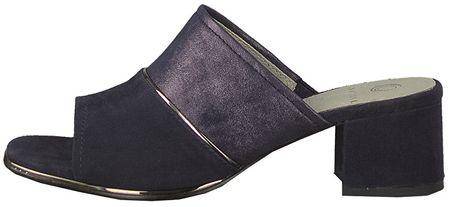 Dámské elegantní pantofle 8-8-27241-22-805 Navy (Velikost 39)