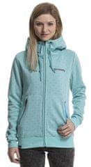 MEATFLY Női pulóver Omni 3 Tech Hood azaz E-Mint