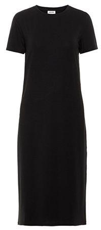 Vero Moda Női ruha Gava Ss Dress Wma Noos Black (méret XS)