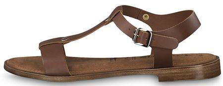 Tamaris Dámské sandále 1-1-28149-22-307 Cognac Uni (Velikost 41)