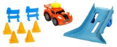 Little Tikes Slammin 'Racers Bláznivé autá: Kaskadérsky skok