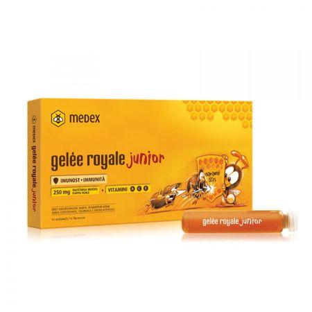 Medex fiole gelée junior 10 × 9 ml