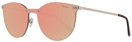 be8a9f8a8 Pepe Jeans dámske zlaté slnečné okuliare | MALL.SK