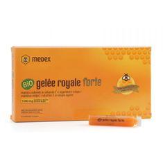 Medex bio gelée royale forte 10 x 9 ml