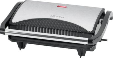 BOMANN MG 3519 Elektromos grill