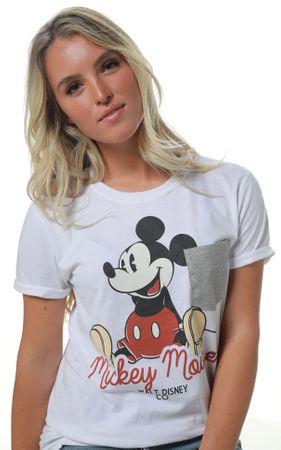 04cbc008ecc8 Disney dámské tričko S biela - Parametre