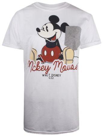 3658cb825536 Disney dámske tričko L biela