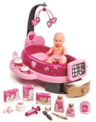 Smoby posteljica in previjalna miza Baby nurse - Odprta embalaža