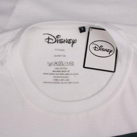 e0a89374935d Disney dámske tričko M biela