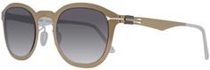 GTI pánske zlaté slnečné okuliare