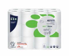 Papernet biorazgradljiv toaletni papir Biotech, 96 rolic