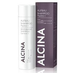 Alcina Regenerační šampon pro silně poškozené vlasy (Restorative Shampoo Care Factor 2) 250 ml