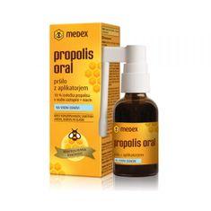 Medex propolis oral pršilo na vodni osnovi 30ml
