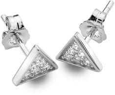 Hot Diamonds Strieborné náušnice Emozioni Cleopatra EE034 striebro 925/1000