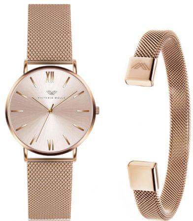 VictoriaWallsNY ženska ura z zapestnico VWS022