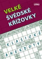 Müllerová Adéla: Velké švédské křížovky - Klasické anekdoty