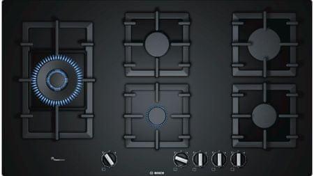 Bosch plinska kuhalna plošča PPS9A6B90