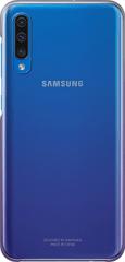 SAMSUNG Galaxy A50 Gradation Cover, fialový EF-AA505CVEGWW