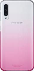 SAMSUNG Galaxy A50 Gradation Cover, ružový EF-AA505CPEGWW