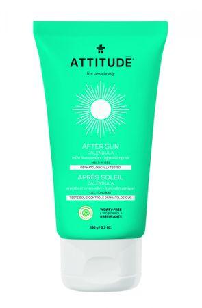 Attitude Hydratačný nechtíkový gél po opaľovaní s vôňou mäty a uhorky 150 g