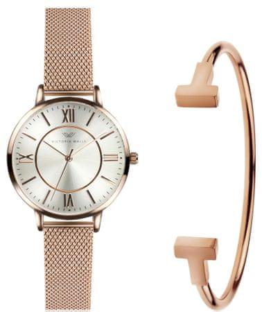 VictoriaWallsNY dámske hodinky s náramkom VWS029