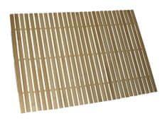 Koopman Prestieranie bambus 43 x 29 cm svetlá