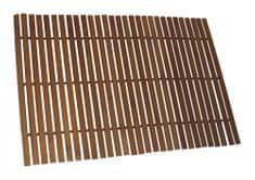 Koopman Prestieranie bambus 43 x 29 cm svetlo hnedá
