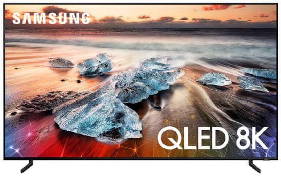 SAMSUNG QE75Q950R + telefón Samsung Galaxy S10 ZADARMO!