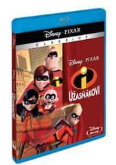 Úžasňákovi - Blu-ray