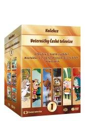 Večerníčky - Kolekce 1 (6DVD) - DVD