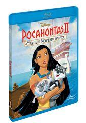 Pocahontas 2: Cesta do nového světa - Blu-ray