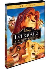 Lví král 2: Simbův příběh - DVD