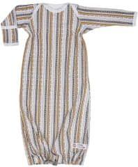 Lodger Hálózsák Hopper Newborn Stripe Xandu, méret 50/62