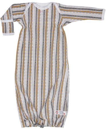 Lodger Hálózsák Hopper Newborn Stripe Xandu Honey, méret 50/62