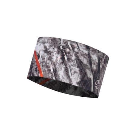 BUFF naglavni trak Coolnet UV+, City Jungle Grey