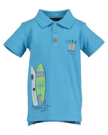 Blue Seven chlapčenské polo tričko 116 modrá