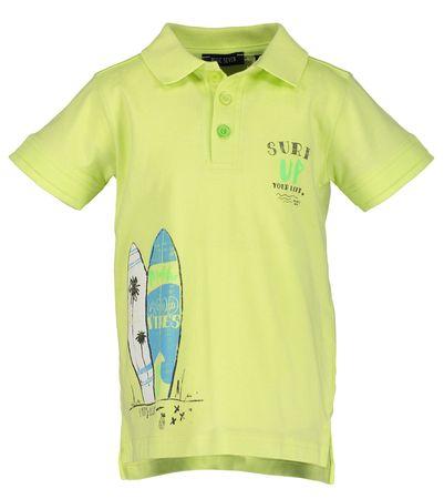 Blue Seven chlapčenské polo tričko 110 žltá