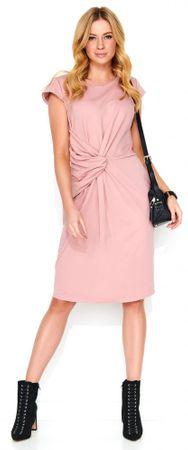 Makadamia ženska obleka, 46, roza