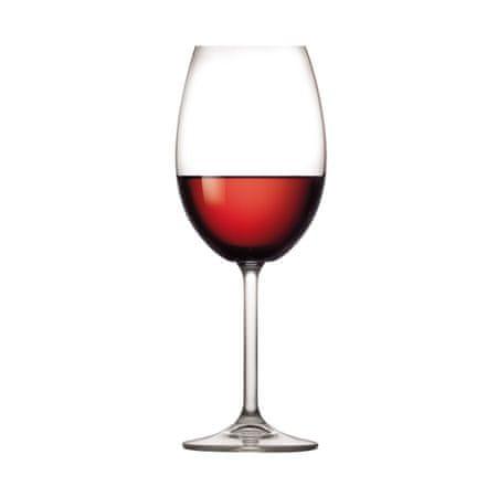Tescoma Sklenice na červené víno CHARLIE 450 ml, 6 ks