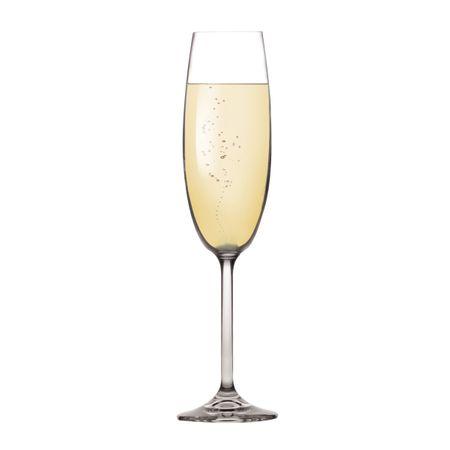 Tescoma kieliszki do szampana CHARLIE 220 ml, 6 szt.