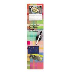 REMEMBER® Sklenená magnetická tabuľa Treviso, 45x45 cm